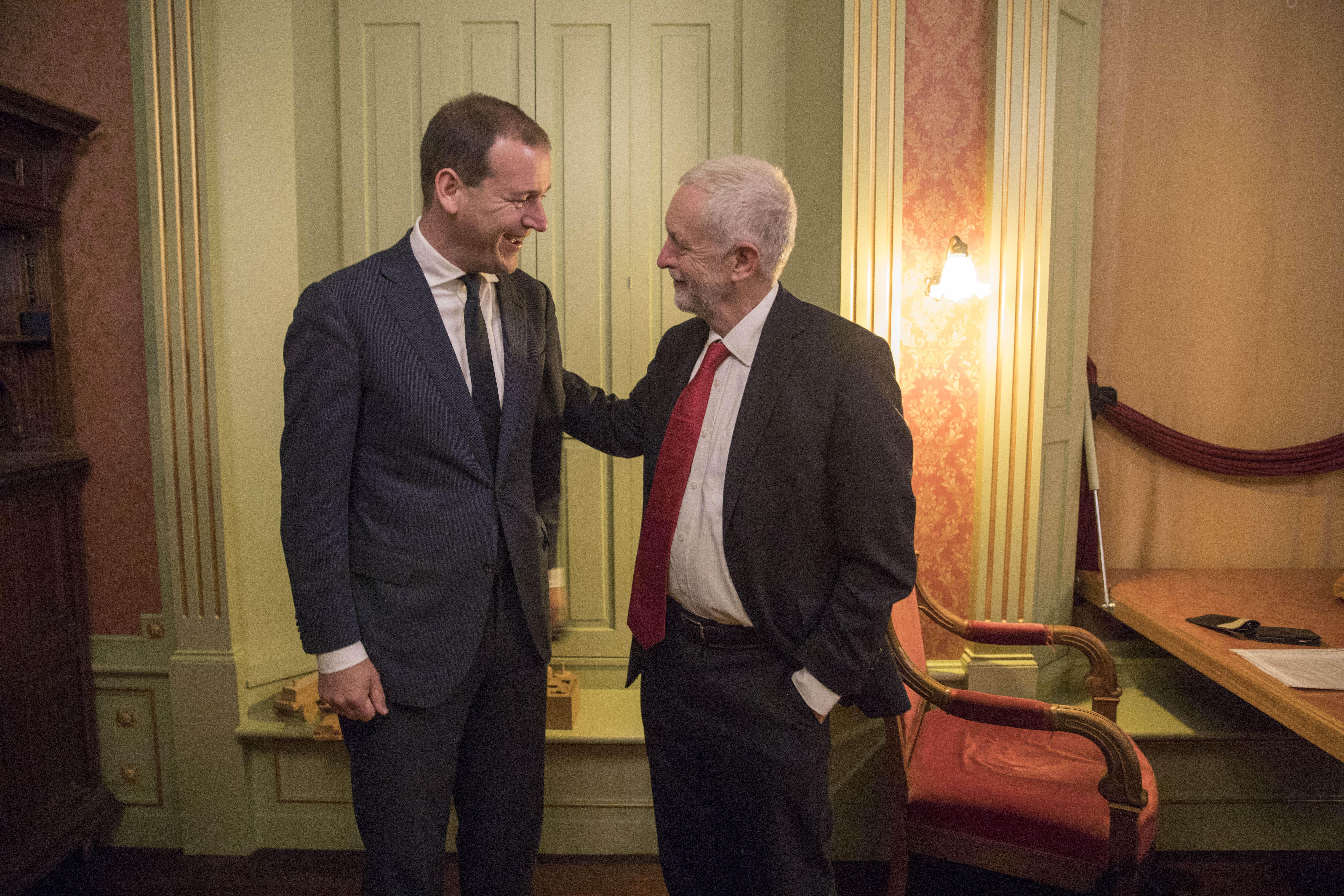 Oproep aan Lodewijk Asscher (PvdA): veroordeel Jeremy Corbyn en zijn antisemitische sentimenten